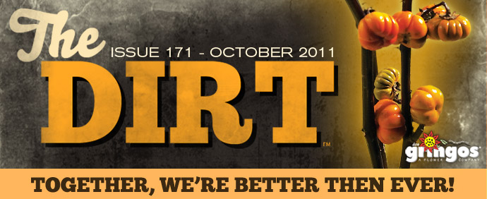 The Dirt - October 2011