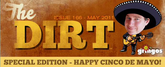 The Dirt - May 2011